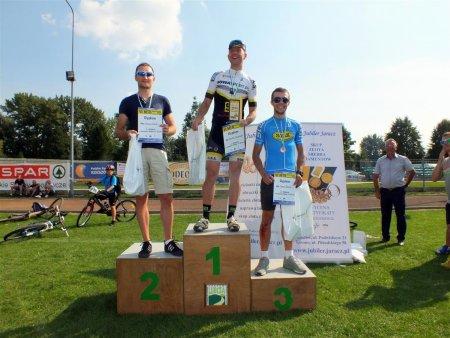 zwycięzca dystansu Hobby Bartek Tyrakowski