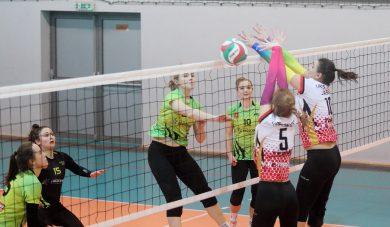 Zwycięski początek rundy rewanżowej. Siatkarki Lubczy wygrały wJaśle.