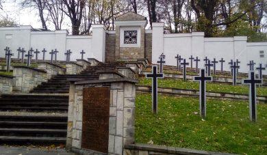 Zakończenie warsztatów Śladami Wielkiej Wojny.