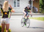 Aktywny weekend kolarzy SST Lubcza