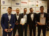 Nagrody dla przedstawicieli Lubczy wPlebiscycie Sportowym Nowin.