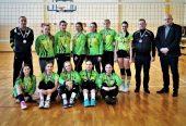 Siatkarki odebrały medale. Wdniach 5-7 kwietnia wOstrowcu Świętkorzyskim rozpoczną walkę oII ligę.
