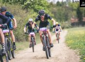 Team SST Lubcza wścisłej czołówce drugiego etapu  Cyklokarpat.