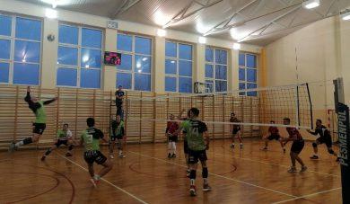 Siatkarze Lubczy II pokonali Sportur Gmina Łańcut izapewnili sobie brązowy medal!