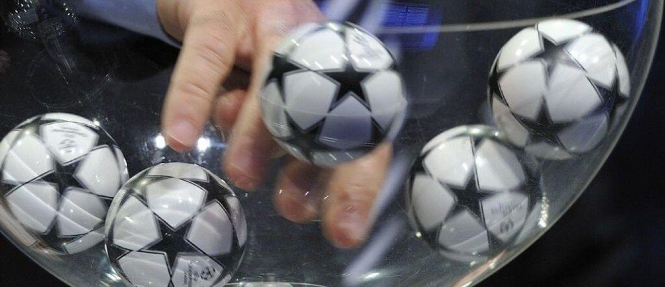 Wyniki losowania grup II ligi BALS