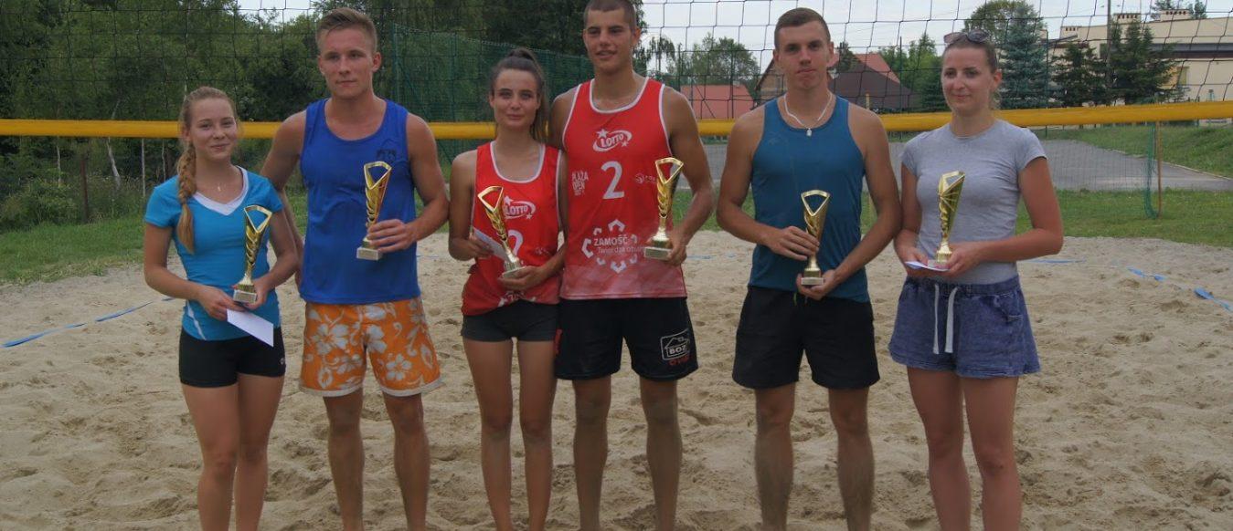 Anna Wilk iKamil Warzocha zwycięzcami X Turnieju Lubcza CUP.