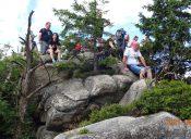Ostatnie sześć szczytów Korony Gór Polski zdobyte