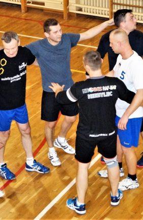 BALS: Volley Club zatrzymany przezUnion Jack'a. Walka orundę Play-Off Iligi coraz ciekawsza.