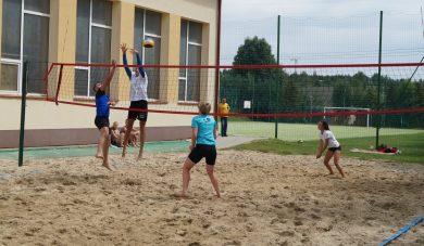 Zapraszamy naX Turniej Siatkówki Plażowej Par Mieszanych LUBCZA CUP 2017