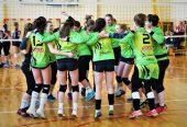 Siatkarki Lubczy wygrały zMKSem Łańcut izostały wicemistrzem III Ligi Kobiet.