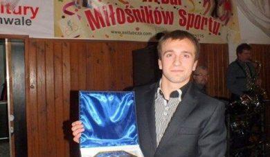 Michał Bartusik Sportowcem Roku 2013 Stowarzyszenia Lubcza!