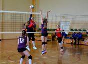 Liga Juniorek: MKS Łańcut II zwyciężył wczterech setach.