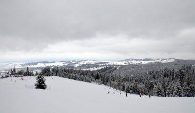 Zapraszamy nawyjazd narciarski doUstrzyk Dolnych wsobotę 17 lutego.