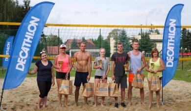 Niezwykle wyrównany turniej par mieszanych. Zwycięzcami Mokrzycka iMagryś.