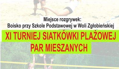 Zapraszamy pary mieszane naXI Edycję Lubcza CUP!