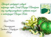 Wesołych Świąt Bożego Narodzenia orazSzczęśliwego Nowego Roku