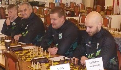 Inauguracja sezonu V Ligi Szachowej zadrużyną Lubczy