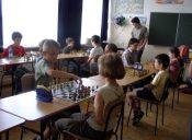 ICykl Turniejów Szachowych Szkół zTerenu Gminy Boguchwała – Szachy doSzkół